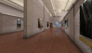 Bildergalerie für Kunst aller Art basierend auf exhibio